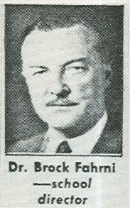 Dr. Brock Fahrni