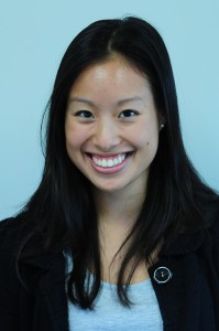 Chantelle Cavazzon, winner of the COTF Future Scholar Award